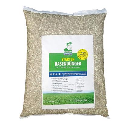 18-24-12 Starter Rasendünger 5kg Sack