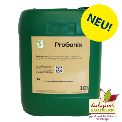 ProGanix Bodenhilfsstoff Kanister